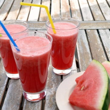 Frucht-Shakes aus Thailand