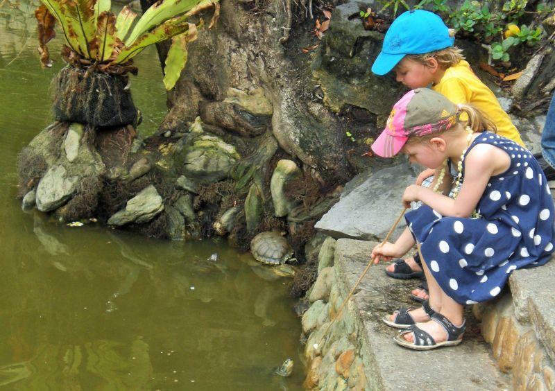 Bangkok mit Kindern Entdecker_