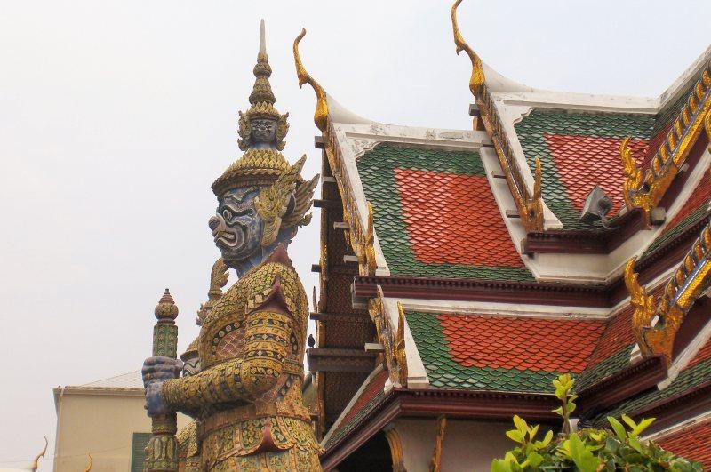 Bangkok mit Kindern Grand Palace