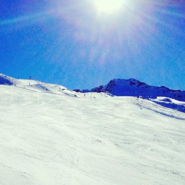 Mein erstes Mal: Skifahren in den Faschingsferien