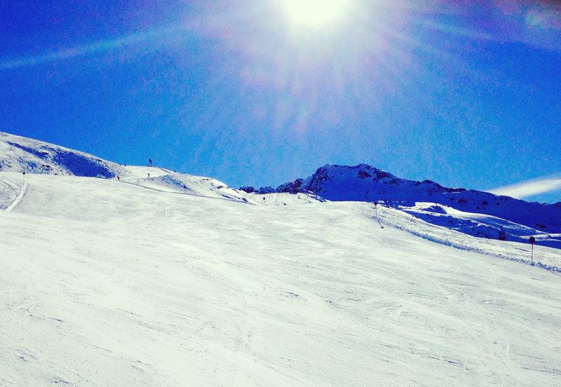 Skifahren Pitztal