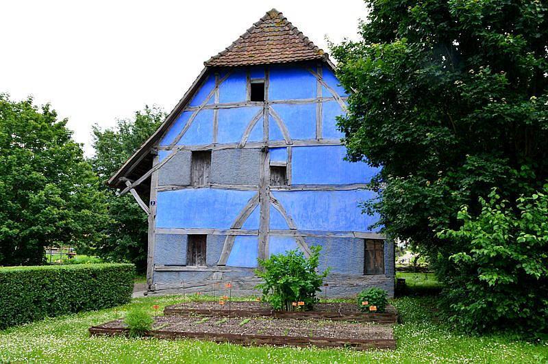 Ecomusee Blaues Haus