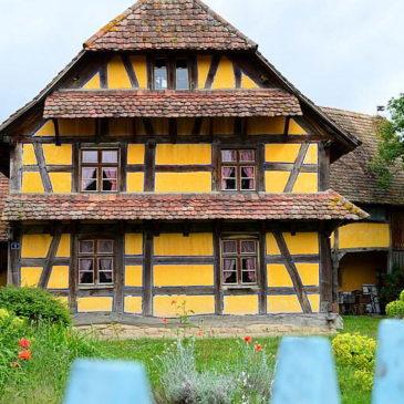 Geschichte zum Verlieben: Das Ecomusée im Elsass