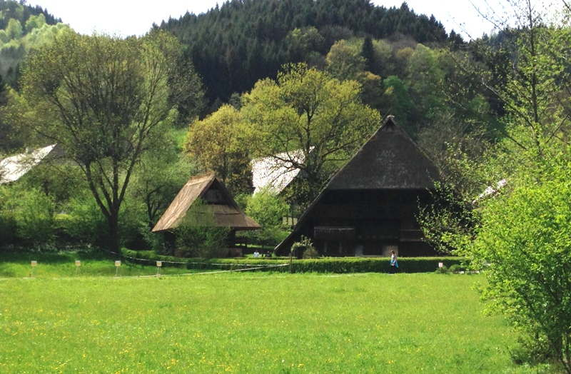 Vogtsbauernhof