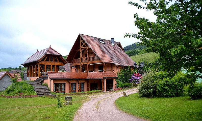 La Cerisaie Haupthaus