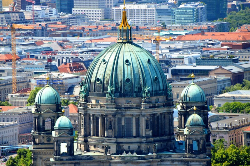 Kurzurlaub mit Kindern: Berlin Dom