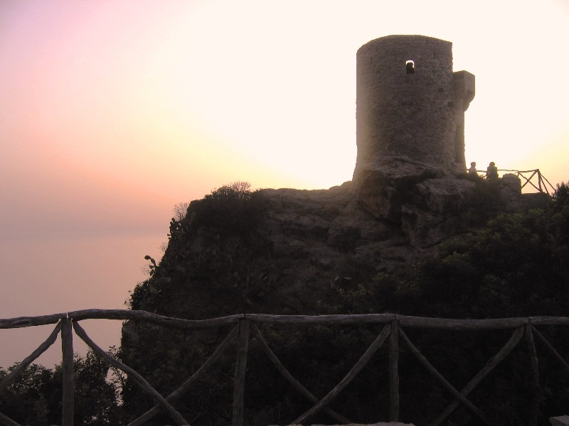 Aussichtsturm auf Mallorca