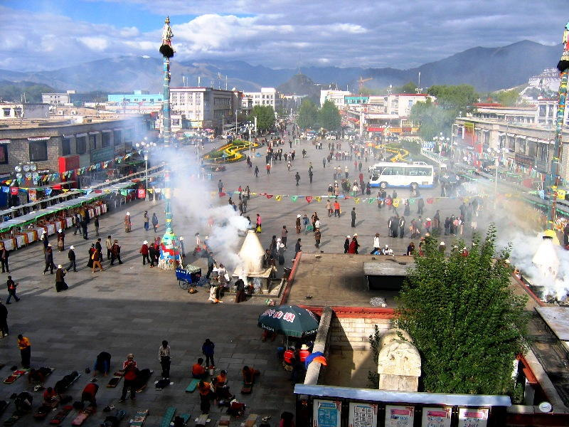 Tibet: Lhasa