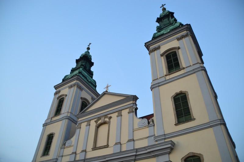 Innerstädtische Pfarrkirche