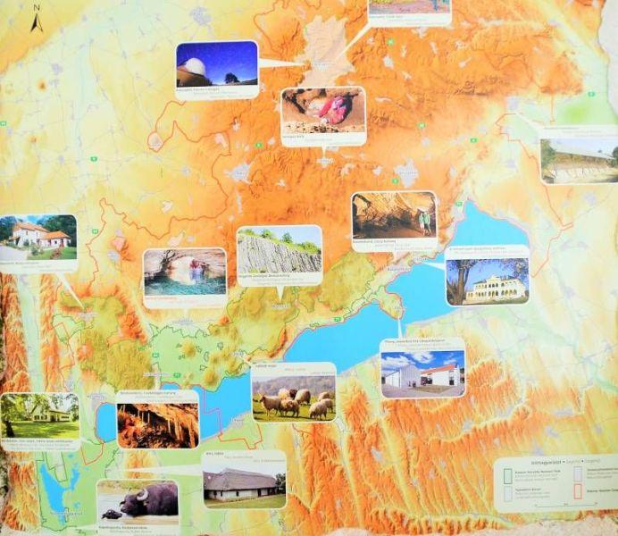 Nationalpark Balaton Oberland