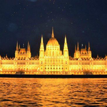 Verliebt in Budapest (mit Kindern)