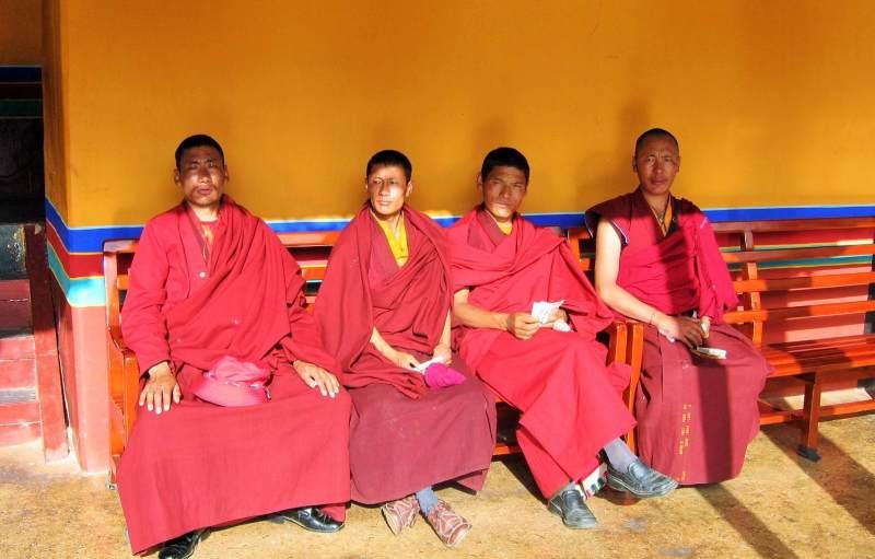 Reise nach Tibet Jokhang Kloster_