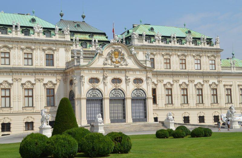 Wien mit Kindern_Belvedere