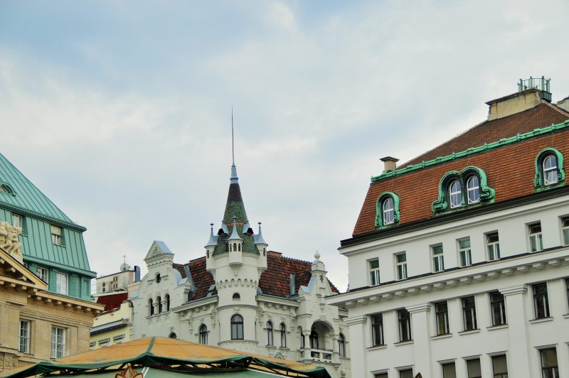 Wien mit Kindern Fiaker