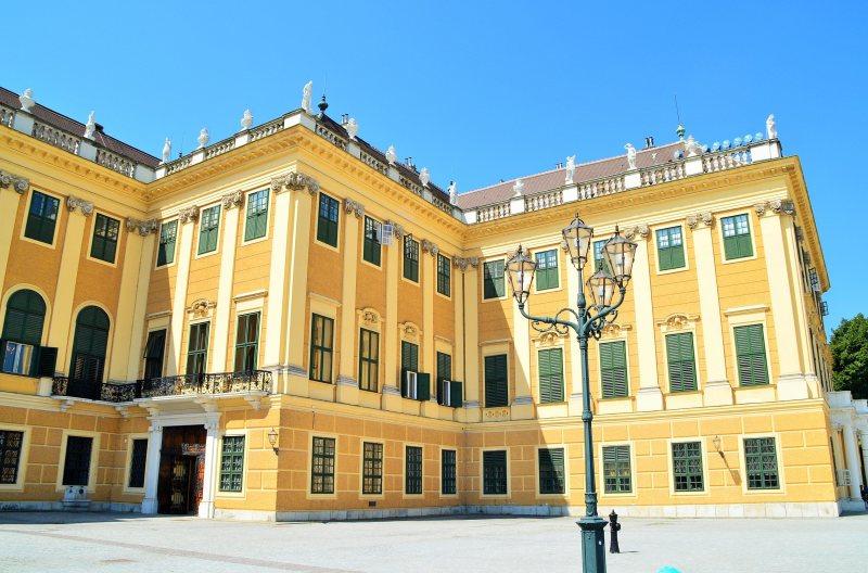 Wien mit Kindern Schönbrunn