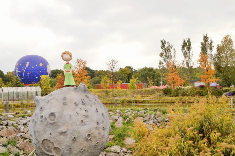 Park des kleinen Prinzen
