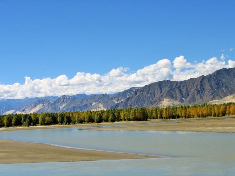 Beeindruckende Reiseziele Tibet