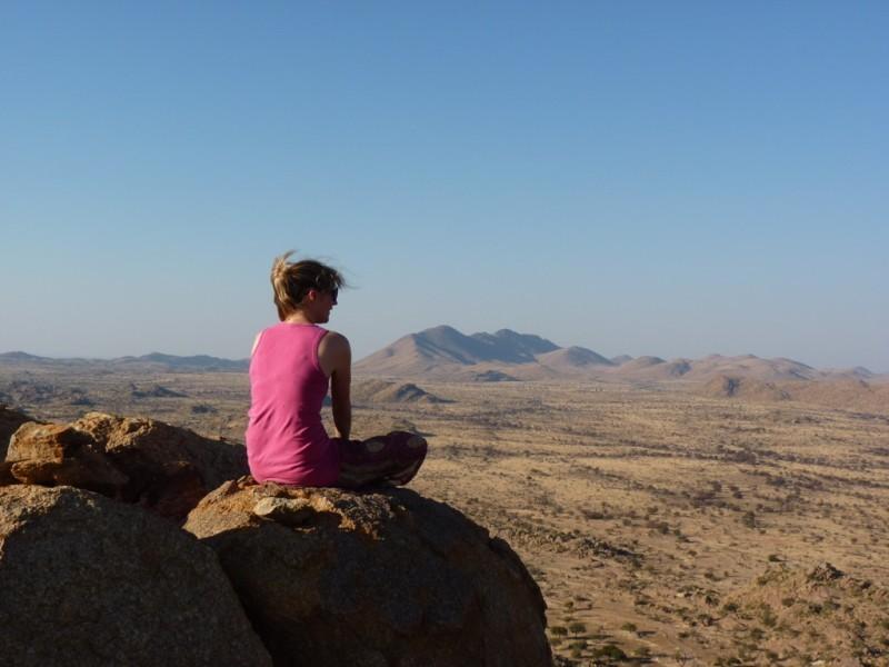 Traumreiseziele: Travel Sisi und die Weite Namibias