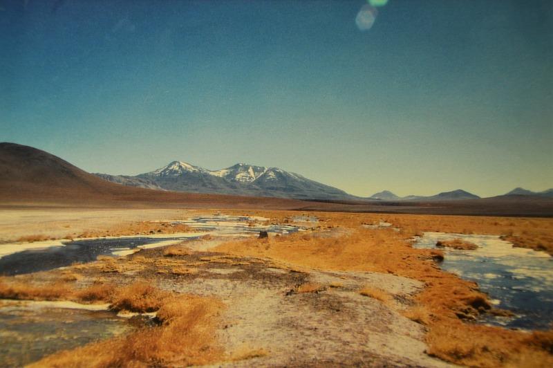 Altiplano Anden Nordchile