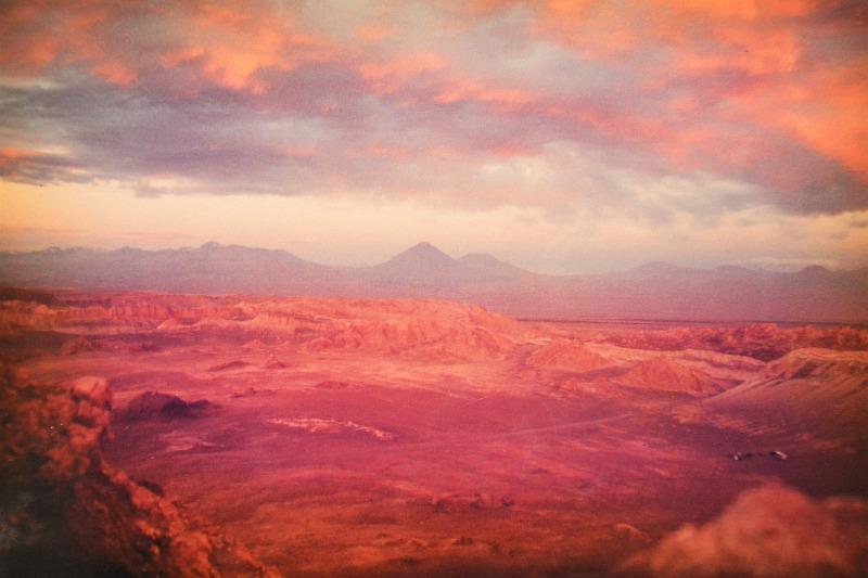 Atacama Valle Luna Nordchile