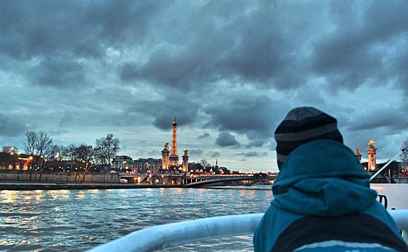 Städtereisen mit Kindern Paris
