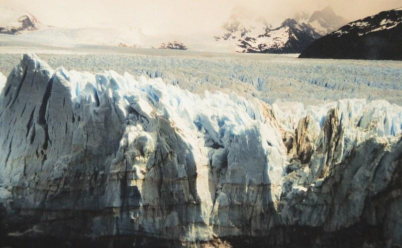 Perito Moreno Gletscher 2 Argentinien