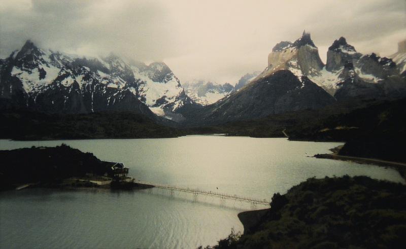 Torres del Paine Patagonien Südchile 2