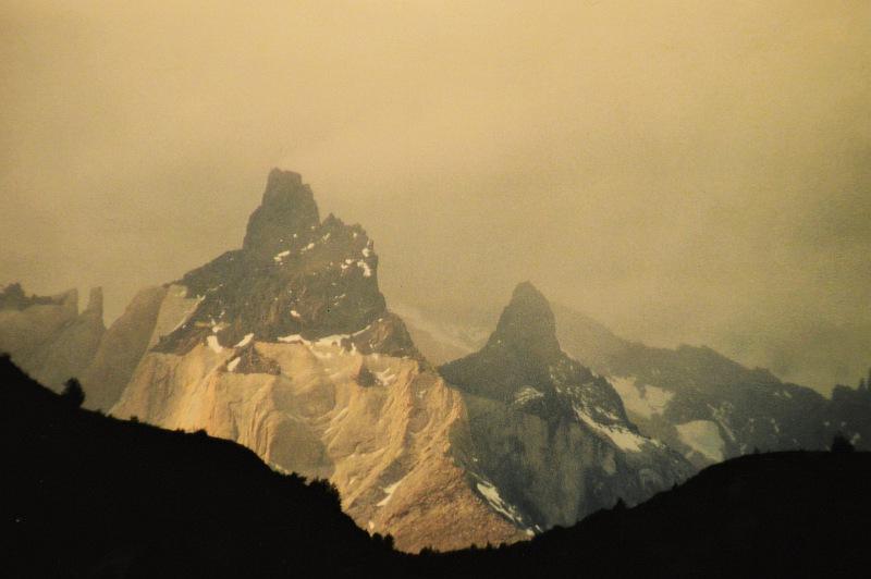 Torres del Paine Patagonien Südchile 3