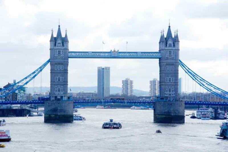 Städtereisen mit Kindern London