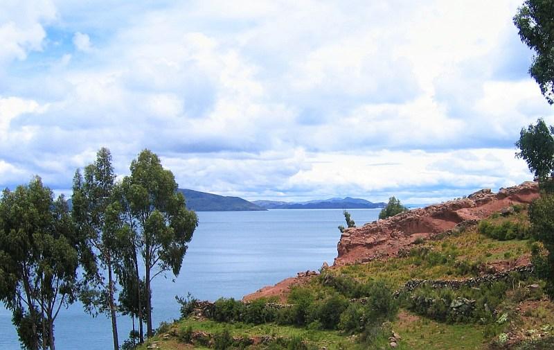Titicacasee Peru