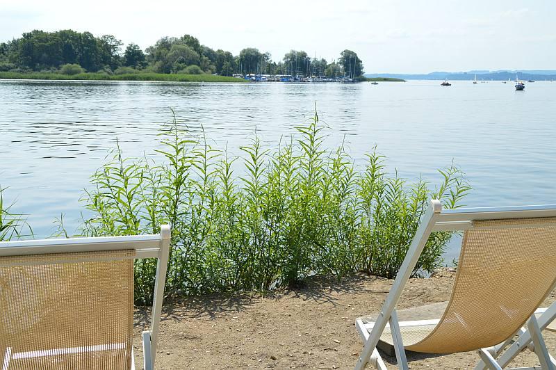 Schöne Seen: Chiemsee
