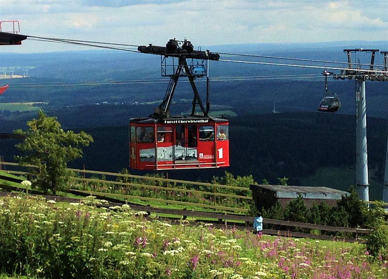 Erzgebirge Fichtelbergbahn