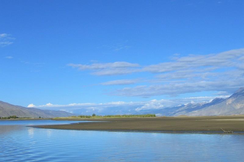 Yamdruk See Tibet