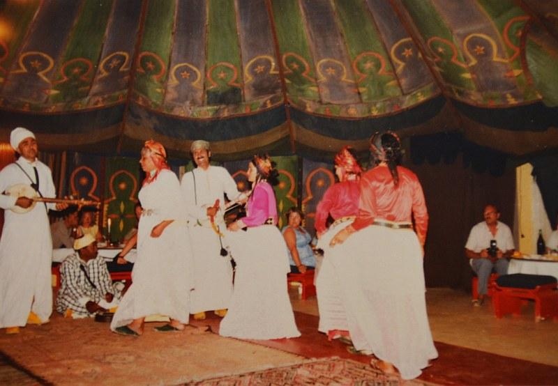 Marokko Reisen als Kind