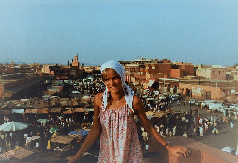Marrakesch Reisen als Kind