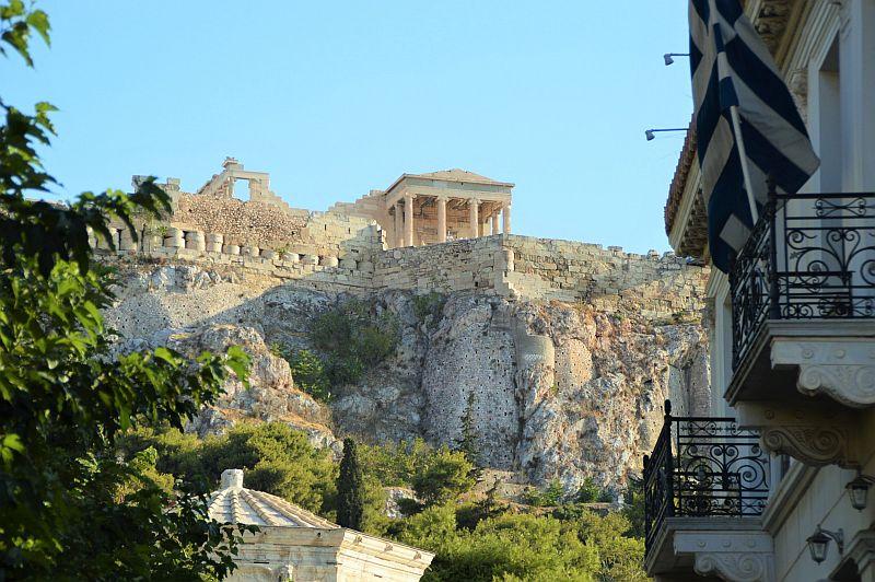 Griechenland mit Kindern Athen