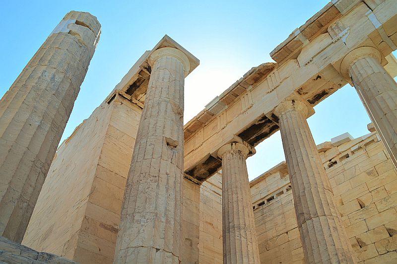 Athen mit Kindern