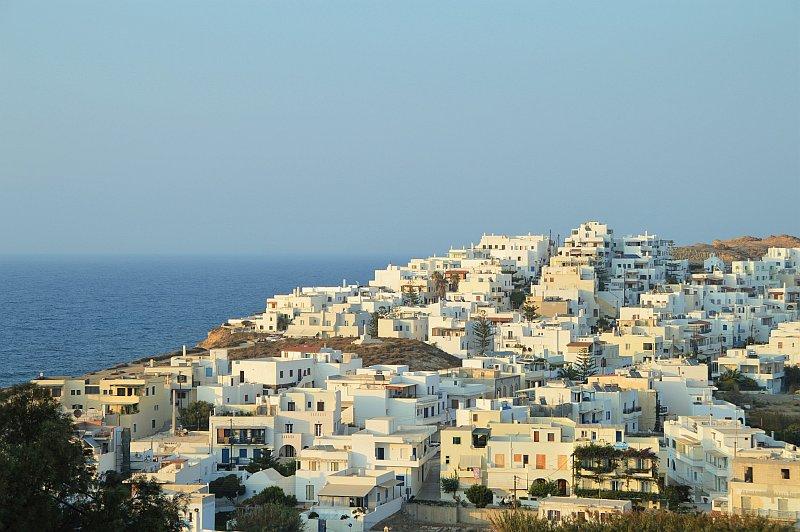 Griechenland mit Kindern Naxos
