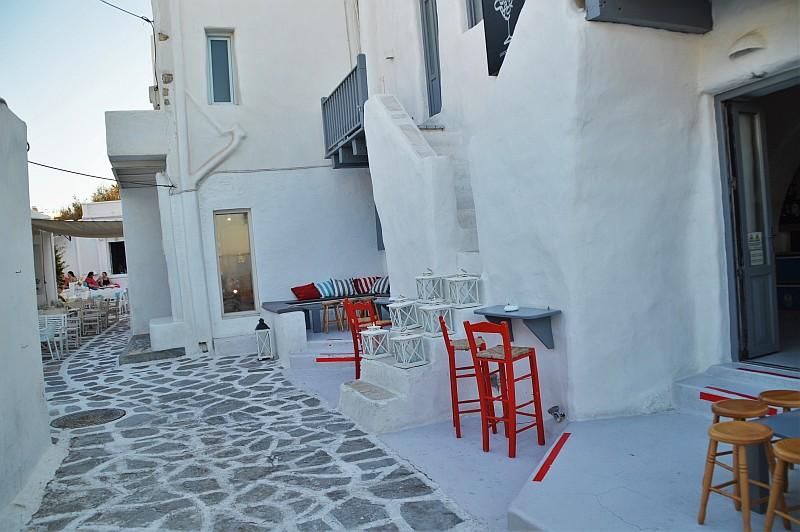 Griechenland mit Kindern Paros