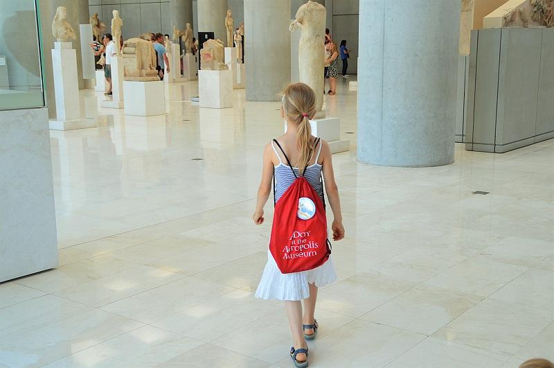 athen mit kindern akropolismuseum_