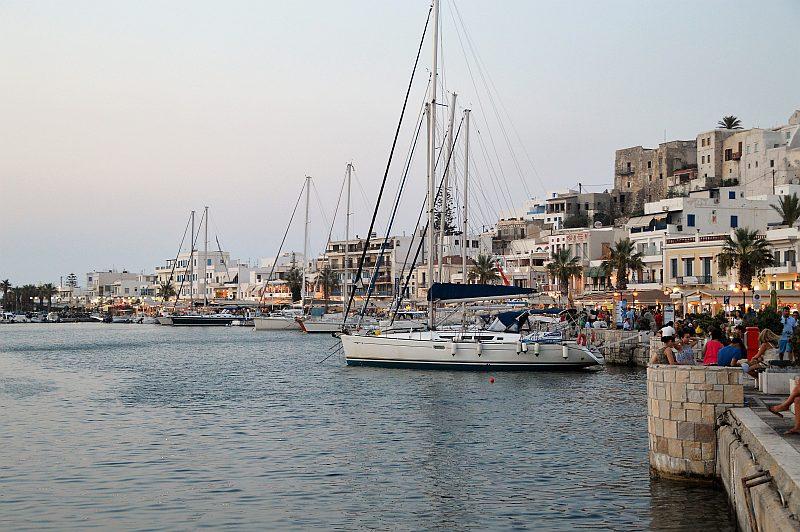 Naxos mit Kindern