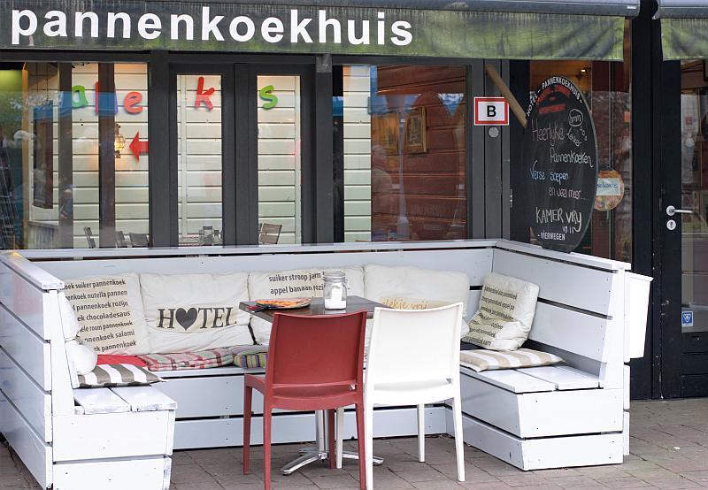 Zeeland mit Kindern Pfannkuchenhaus Domburg
