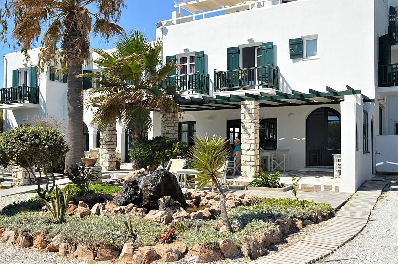 Paros mit Kindern_Appartment Kalypso 2
