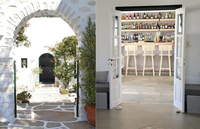 Paros mit Kindern_Appartment Kalypso