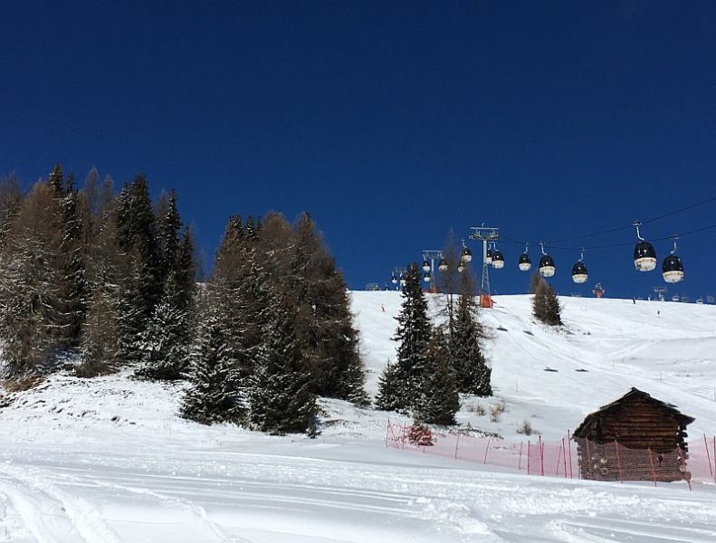 Skifahren mit Kindern am Kronplatz