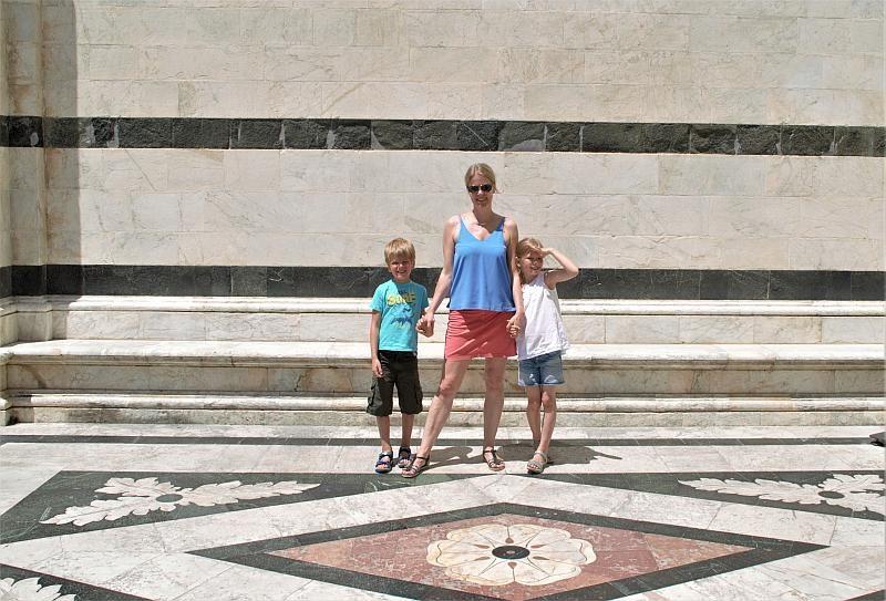 Toskana mit Kindern_Siena
