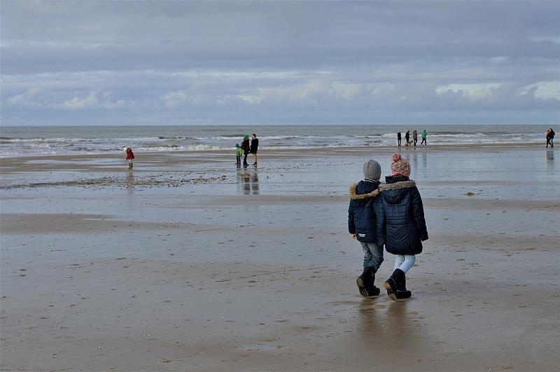 Nordholland mit Kindern